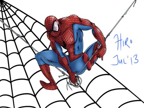 July's Bdae Presents Part 2 - Amazing Spider-man by Hiroshi25
