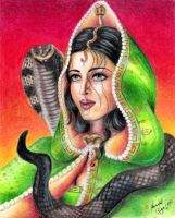 King Cobra's Queen by ScarlettRoyale
