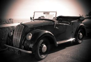 Morris 8 Serie E - GB 1939 by UdoChristmann