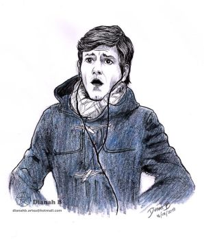 MATHEW BAYNTON - The Wrong Mans Sketch by Dianah3