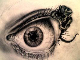 The Eye by Persephoneva