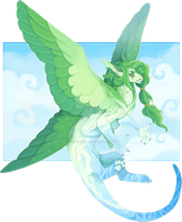 Earth Day Caeli Auction [CLOSED] by TheRiversEdge