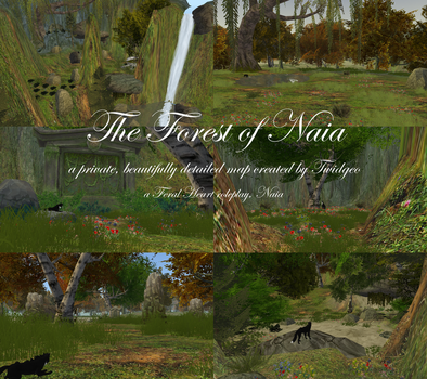 The Forest of Naia - private FH map by Twidgeo