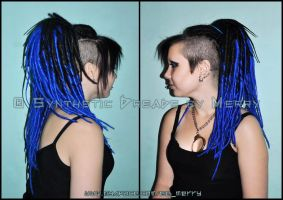 Blueblack Transitionals by Masquerade-Infernale