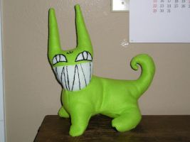 Edaniel Plush by For-He-who-is-grand
