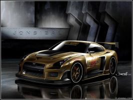 TOP SECRET's GTR Proto by jonsibal