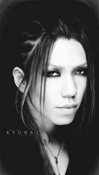 Aoi - The GazettE .8. by Kyunai