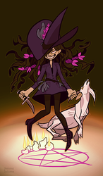 Witchsona by oxboxer