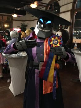 Scaramouche at Fanime 2017 by KaleiC