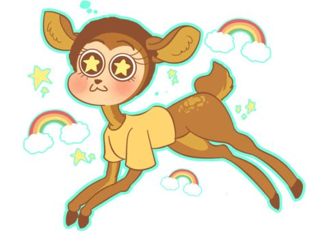 Fawn morty by Neny-Paradise