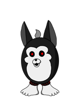 Shadow Tattletail by RichardtheDarkBoy29