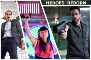 Heroes Reborn Collage by trandoductin