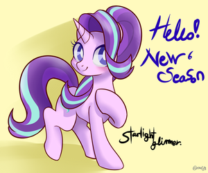 Glimmer and new season by RenoKim