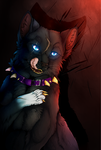 WarriorCats-Scourge-Don't Mess With Me!+SPEEDPAINT by NeCroven