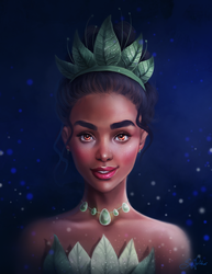 Tiana by SandraWinther