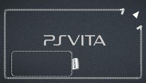 PS Vita lockscreen logo by Kellyphonic