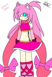 What happens when I decide to go almost full pink by SuhaiCo