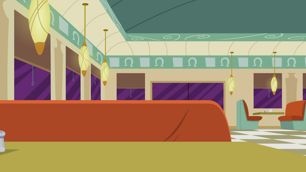 Diner interview scene background by Pilot231