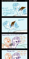 The Cutie Mark Diaries: Liftoff by postcactus