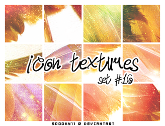 Icon-sized textures XVI by spooky11
