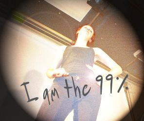 I am the 99 Per Cent by jadefyres-freedom