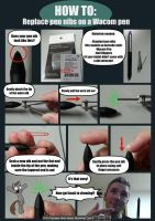 [Tutorial] - Replacing Wacom Pen Tip by Burning-Heart-Brony