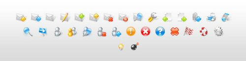 Icons for Portal_feat friends by Andy3ds