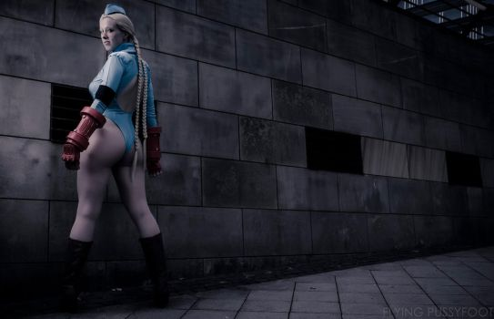 Cammy White Street Fighter Cosplay by MissEiko