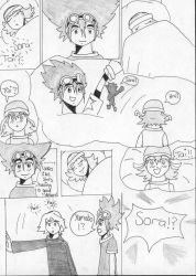 Courageous Love chapter 2 pg.8 by SYAORANanEICHIrHOT