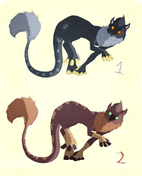 .:Creature Adoptable Auction:. (CLOSED) by FireBay