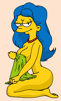 Sexy Marge by fantasyembassy