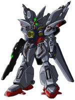 GMF-X08A/J Judgment Gundam by unoservix