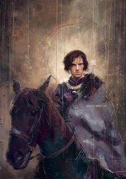 Richard III by WisesnailArt