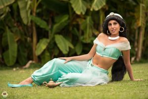 Jasmine Cosplay by LadyDaniela89