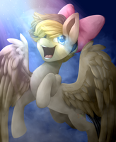 The rainbow was revealed by Dusty-Onyx
