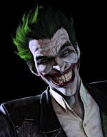 Joker by wargaron