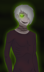 That Evil Smile by LonesomeSprite
