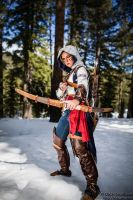 Connor - Assassin's Creed III by LadyStaba