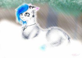 Snow Into Rain by 0AngelBeast0