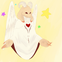 UF!Asriel: Hopes, Dreams and Save the World! by GJDrawer