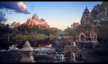Expedition Everest by geckokid