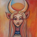 Hathor by meddevi