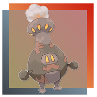 Infurnace, Chef Fakemon by FakeMakeT