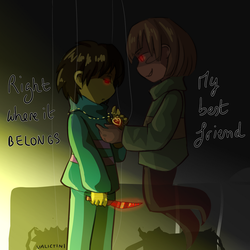 Best Friend Forever by Valictini