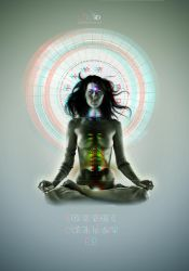 Enlightenment - Anaglyph 3D by justinbonnet