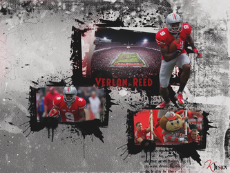 Verlon Reed Wall by KevinsGraphics