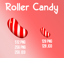 Roller Candy by Ray by Raiiy