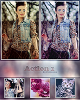 Action 0.1 by freezinka