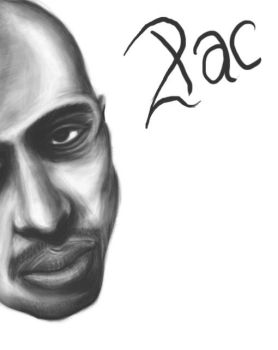 2Pac by tomabin