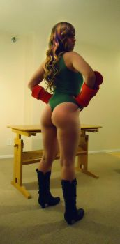 Delta Red Cammy Test by TheFineTrouble